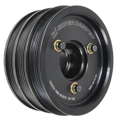 1jz crank pulley bolt torque